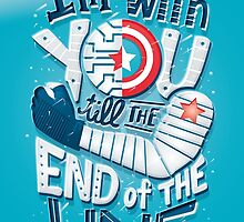 Till the end of the line by Risa Rodil