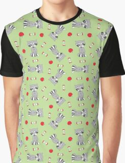 Hungry racoons Graphic T-Shirt