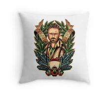 Breaking Bad - Jesse Pinkman Tribute Throw Pillow