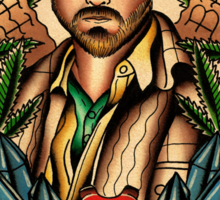 Breaking Bad - Jesse Pinkman Tribute Sticker