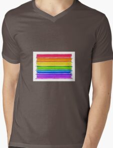 """""""The LGBT Flag"""" by ELIOT RAFFIT (Stacking Colors) T-Shirt"""