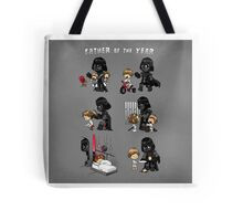 Father of the Year Tote Bag