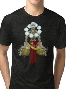 Zenyatta Pixelated  Tri-blend T-Shirt
