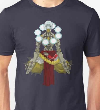 Zenyatta Pixelated  Unisex T-Shirt