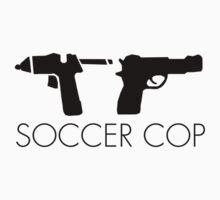 Soccer Cop by cosimacrazy
