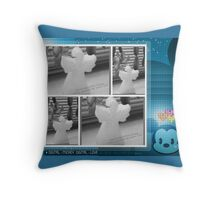 Always be with you Throw Pillow