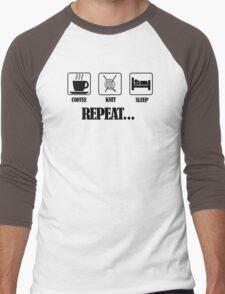 Coffee Knit Repeat T-Shirt