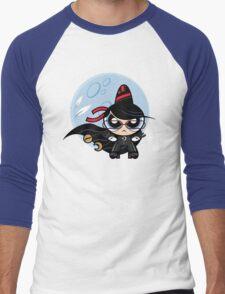 Powerpuff Bayonetta Men's Baseball ¾ T-Shirt