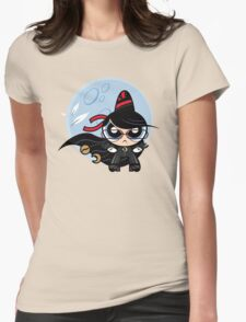 Powerpuff Bayonetta Womens Fitted T-Shirt