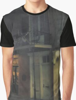 Foggy Night on Dumaine Graphic T-Shirt