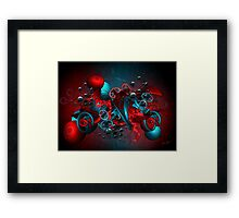 Inner Workings of the Mind Collection Framed Print