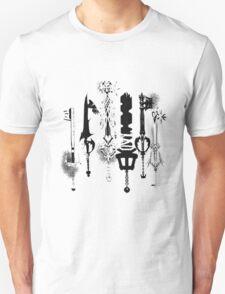 KeyKnives white version T-Shirt