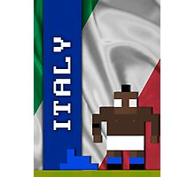 World Cup 2014 - Italy Photographic Print