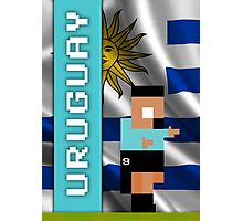 World Cup 2014 - Uruguay Photographic Print
