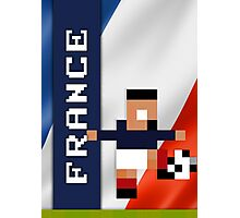 World Cup 2014 - France Photographic Print