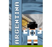 World Cup 2014 - Argentina Photographic Print