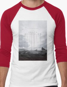 Death Stranding Poster Men's Baseball ¾ T-Shirt