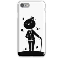 Mr. Mustache iPhone Case/Skin