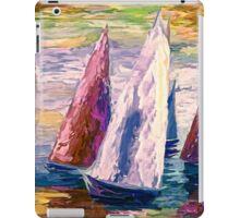 Wind on Sails iPad Case/Skin