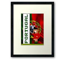 World Cup 2014 - Portugal Framed Print