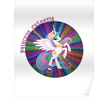 GlitterPrincessCelestia Poster