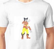 8 bit logan Unisex T-Shirt
