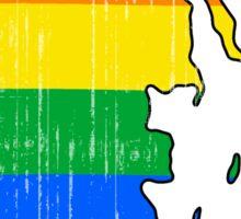 Rhode Island Pride Sticker