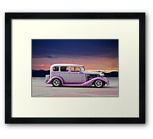 1935 Chevrolet Sedan Framed Print