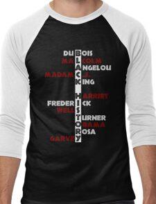 BLACK HISTORY  Men's Baseball ¾ T-Shirt