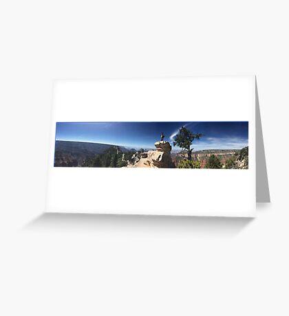 North Rim Greeting Card