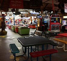 Redondo Beach Arcade by Lancevfx