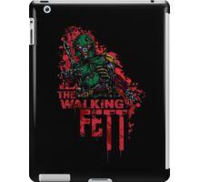 THE WALKING FETT 2 iPad Case/Skin