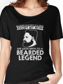 Bearded Legend Women's Relaxed Fit T-Shirt