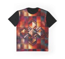 Sunset Reflection 3 Graphic T-Shirt