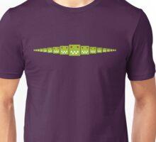 Blockdroids Lineup Unisex T-Shirt