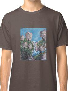 Pink Mountain Classic T-Shirt