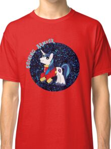ShiningArmourGlitter Classic T-Shirt