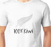 100% Kiwi T-shirt Unisex T-Shirt