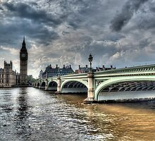 HDR LONDON by Andrew Pounder