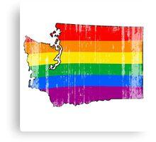 Washington Pride Canvas Print