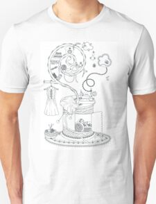 Sewing studio - Magical home Unisex T-Shirt
