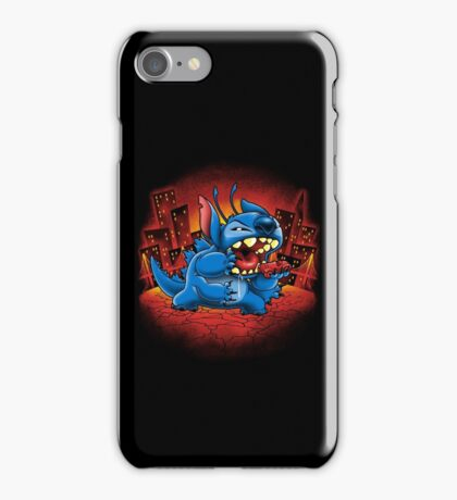 Stitchzilla iPhone Case/Skin