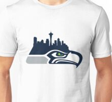 SEATTLE SEAHAWK LOGO Unisex T-Shirt