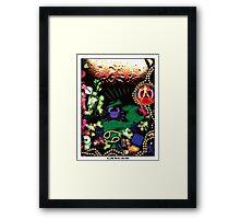 Astrology Series: Cancer Framed Print