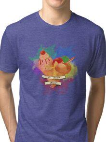 Ice Cream Heart Tri-blend T-Shirt
