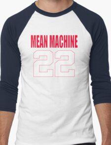 Mean Machine 22 - The Longest Yard Men's Baseball ¾ T-Shirt