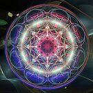 Mandala 50 by Karl Eschenbach