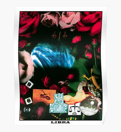 Astrology Series: Libra Poster