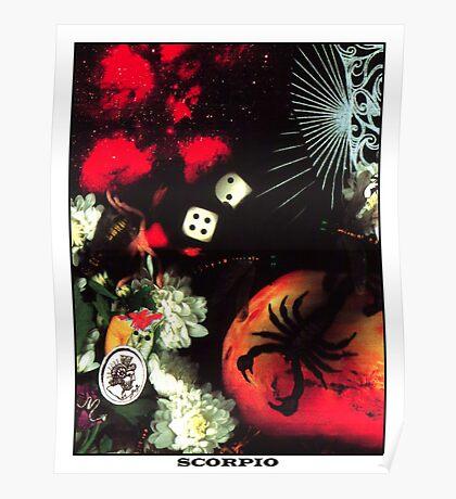 Astrology Series: Scorpio Poster