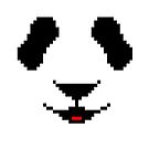 Panda by RainbowMuffin